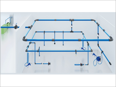 Air Pneumatic Piping Services