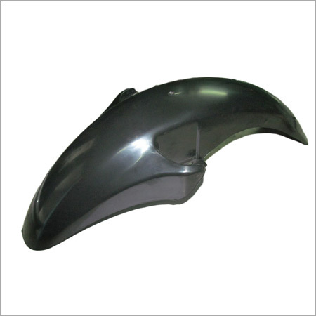 Plastic Injection Motorcycle Mudguard