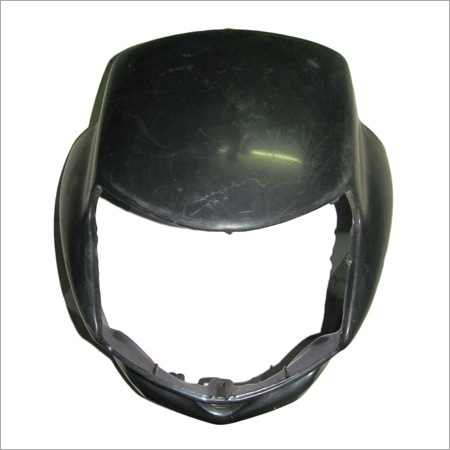 Motorcycle Plastic Headlight Visors