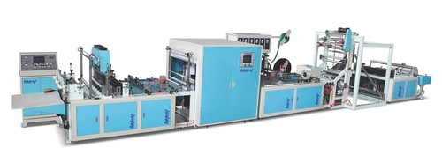 Fully Automatic Bag Making Machine