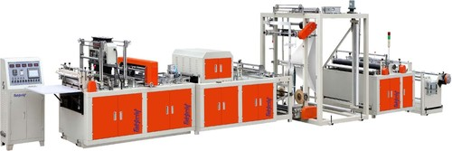 Non Woven Bag Sealing Machine