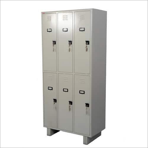 6 Industrial Lockers