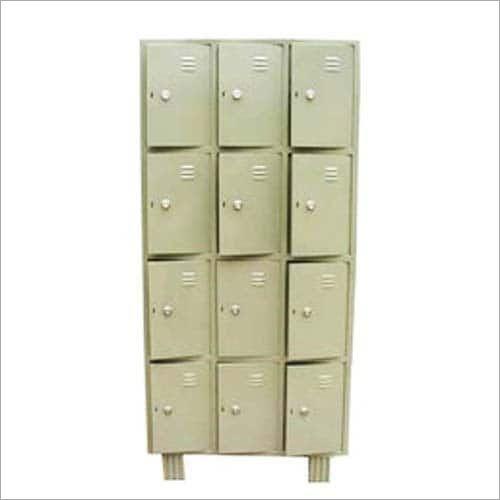 12 Industrial Lockers