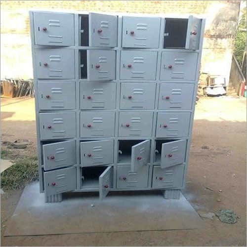 24 Industrial Lockers