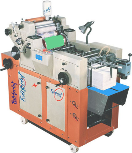 Wedding Card Offset Printing Machine