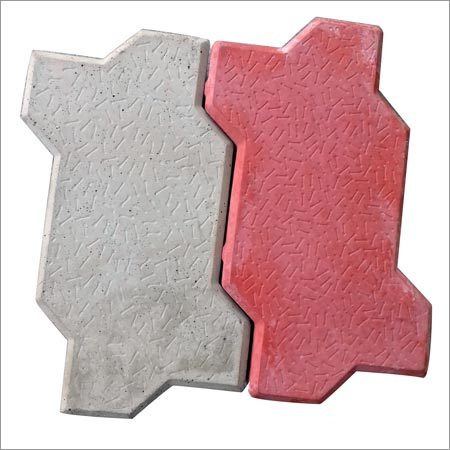 Interlocking Concrete Pavers
