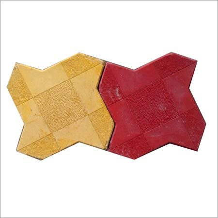 Star Interlocking Pavers