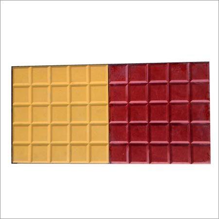 Designer Chequered Tiles