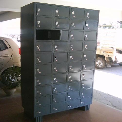 Cellphone Storage Cabinet