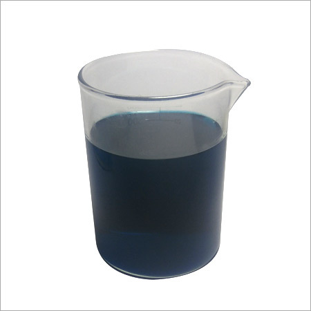 Copper wire drawing coolant chemical