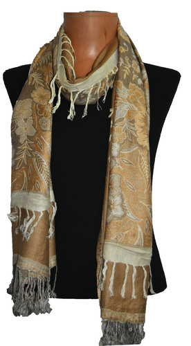 Flap Viscose Scarf