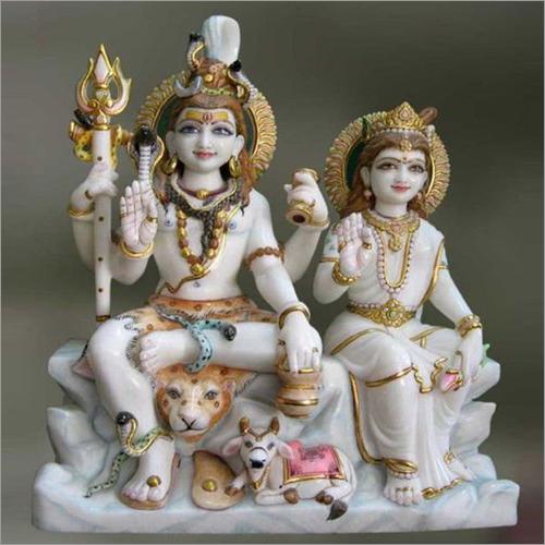 Marble Shiv Parivar