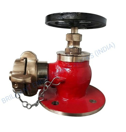 Globe Hydrant Valves for Marine