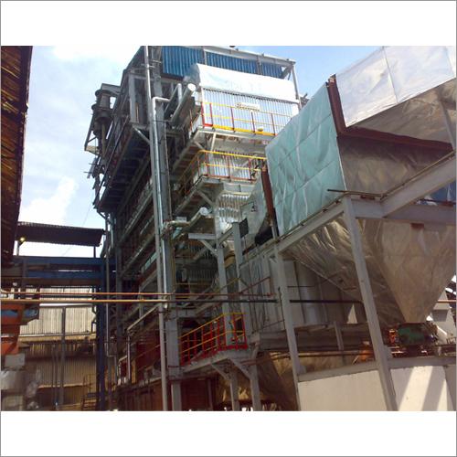 Baggase Fired – Sugar Plant Boiler – 35 Tph Capacity