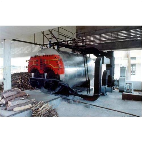 Packaged Fire Tube Boiler