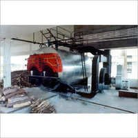 Packaged Fire Tube Boiler