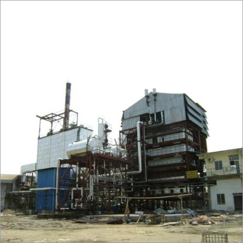 Coal Fired – Fbc Boiler