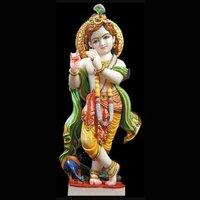 Bal Gopal Marble Statue