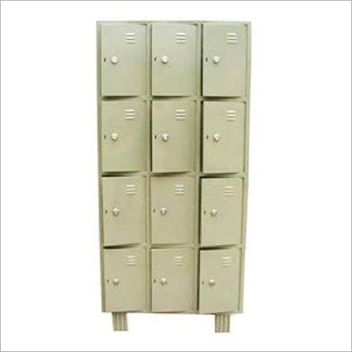 Steel Locker Unit