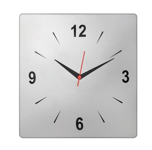 Wall Clock in Metal