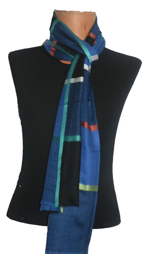 Cashmere Silk Box Designs Scarf