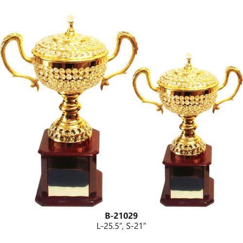 Winner Cup in Metal