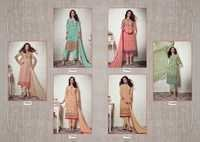 KVC (HELIYANA VOL-7) Straight Salwar Kameez Wholesale