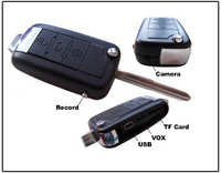 Spy Keychain With Sony Camera (HD)