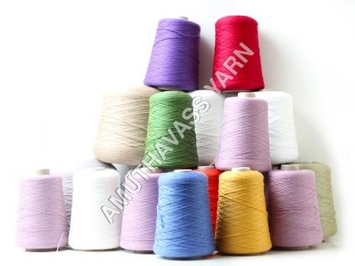 Colored Cotton Yarn