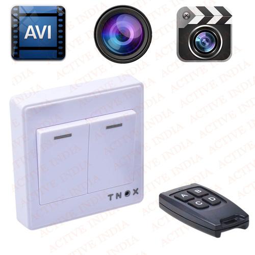 Power Socket Spy Camera