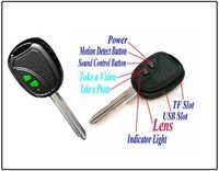 Spy Voice Activared Keychain Camera (HD)