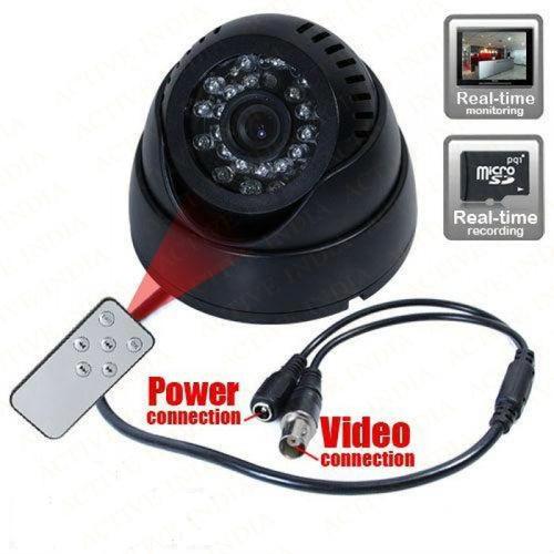CCTV Security Camears With DVR