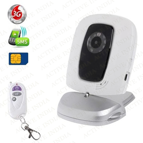 Spy Latest 3G Wireless Remote Camera