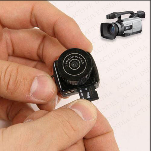 Spy Secret Mini Camera
