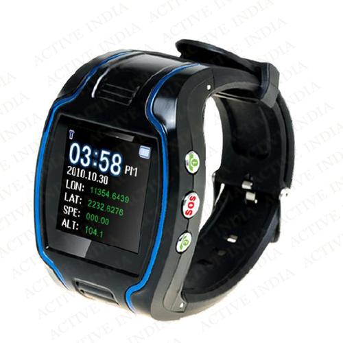 Child Tracker in Wrist Watch