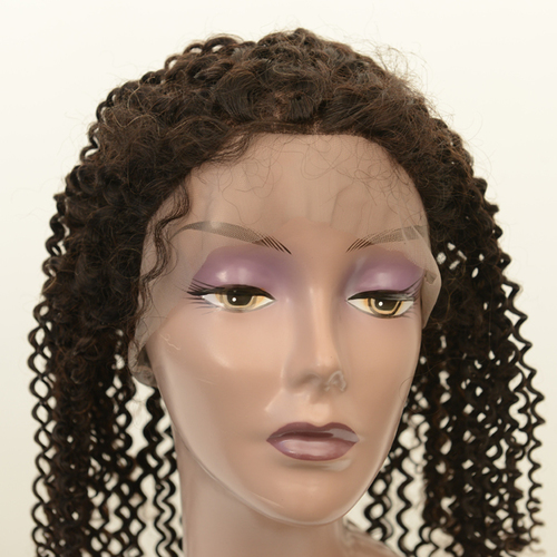 Curly Hair Extensions 360 lace frontal