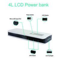 LCD Power Bank