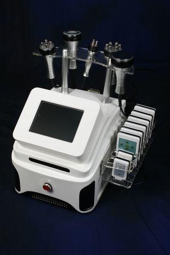 Cavitation ultrasound System with I-lipo laser system