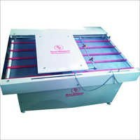 Automatic Take Off With Screen Printing Machine