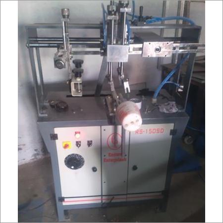 Round Screen Printing Machine For Capacitor