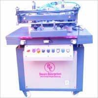 Pneumatic Auto Flat Screen Printing Machine