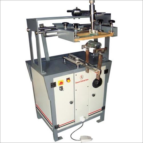 Small Round Screen Printing Machine Mini Model