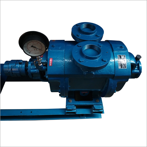 Single Stage Water Ring Vacuum Pump