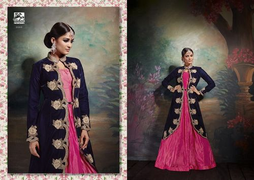 Anarkali Churidar Suits