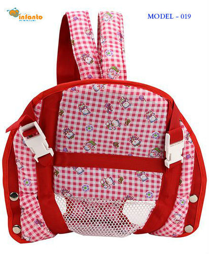 2017 New Teddy Print Baby Carrier