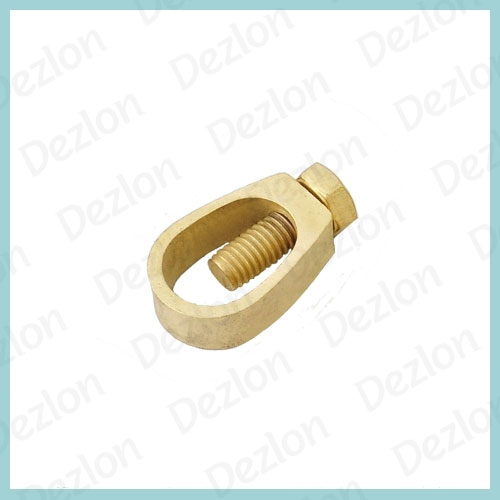 Brass Earthing Cable Clamp