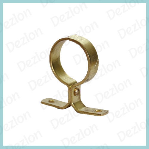 Brass Pipe Clip