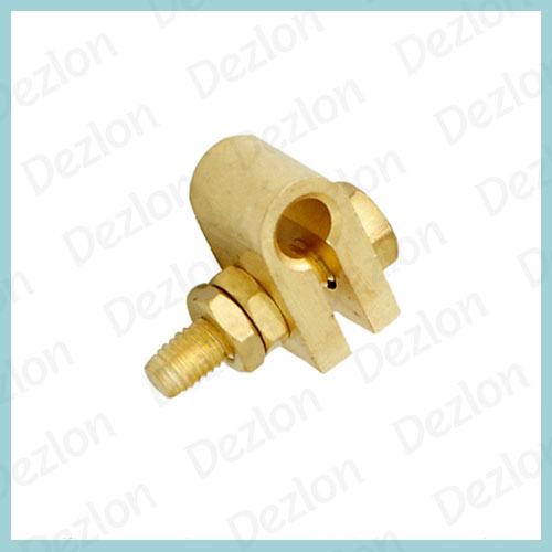 Split Bolt Connectors Brass Earthing Clamp