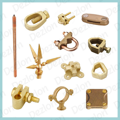 Brass Earthing Accessories