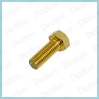 Brass Hex Bolt